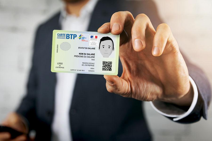 Connaissez-vous la Carte BTP ?