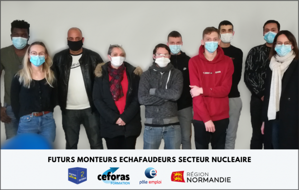 Monteur Echafaudeurs Nucleaire