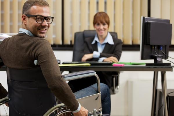 Intérim et handicap